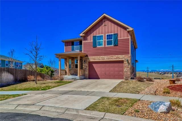5983 S Ider Street, Aurora, CO 80016 (MLS #7916510) :: 8z Real Estate