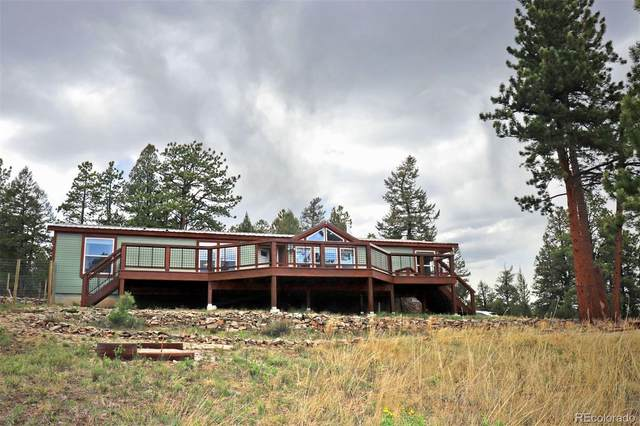 1373 Singletree Road, Hartsel, CO 80449 (#7916789) :: The Griffith Home Team