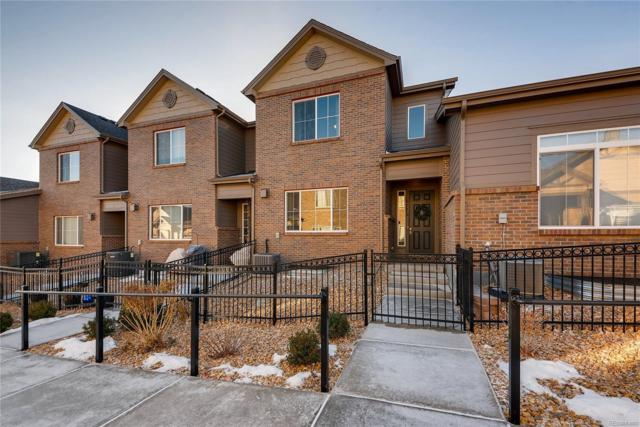 6775 S Old Hammer Court, Aurora, CO 80016 (#7916825) :: The Heyl Group at Keller Williams