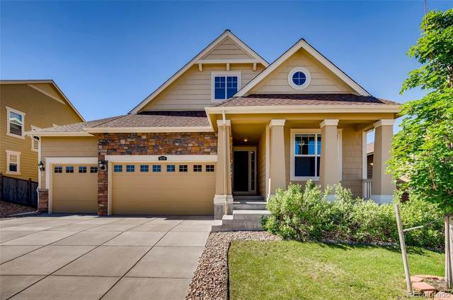 4078 Whitewing Lane, Castle Rock, CO 80108 (#7916953) :: The DeGrood Team