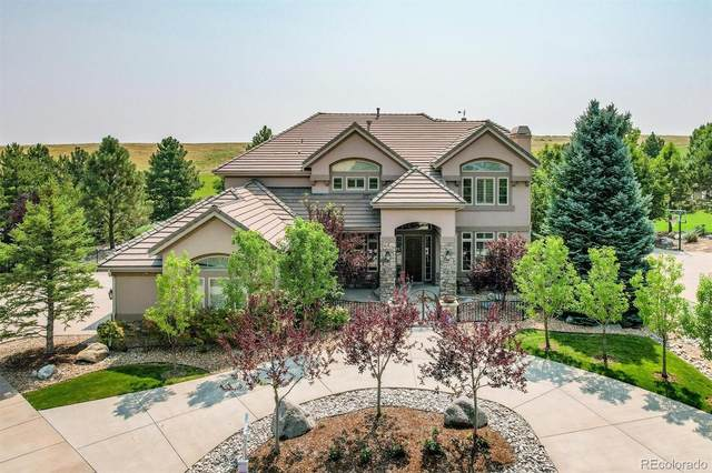 1172 Michener Way, Highlands Ranch, CO 80126 (#7917075) :: The DeGrood Team