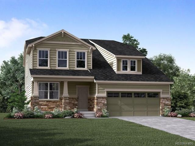 8820 S Duquesne Court, Aurora, CO 80016 (#7917536) :: The Pete Cook Home Group