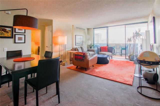 1020 15th Street 31E, Denver, CO 80202 (#7917572) :: Sellstate Realty Pros