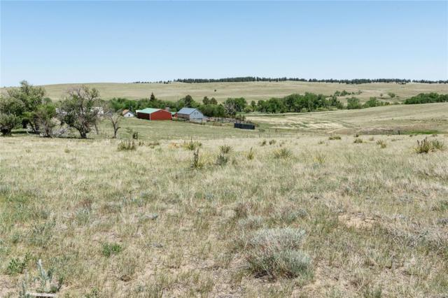 00001 County Road 118, Kiowa, CO 80117 (#7917959) :: 5281 Exclusive Homes Realty