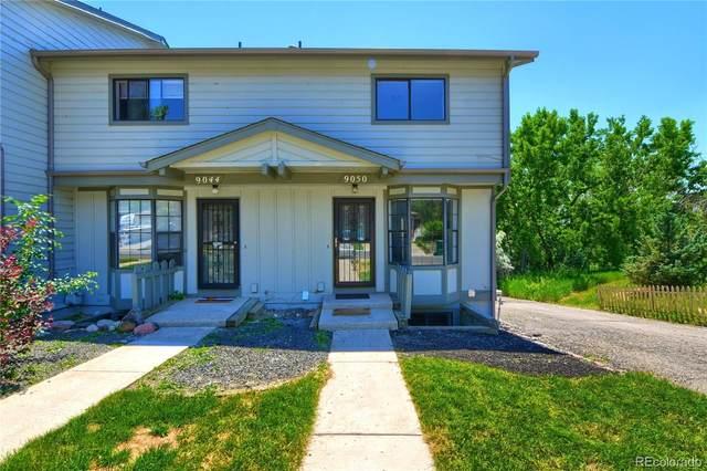 9050 W 63rd Avenue, Arvada, CO 80004 (#7918334) :: iHomes Colorado