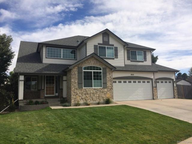 8312 Union Court, Arvada, CO 80005 (#7918477) :: 5281 Exclusive Homes Realty