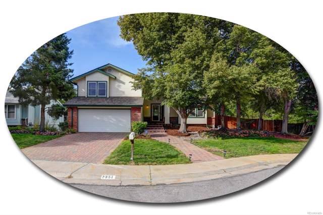 7351 E Long Avenue, Centennial, CO 80112 (#7918791) :: My Home Team