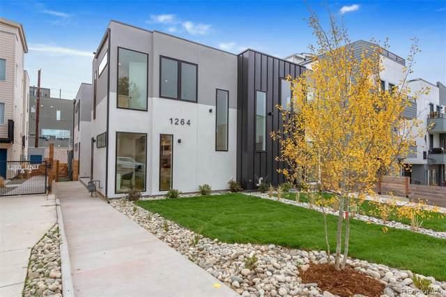 1264 Perry Street, Denver, CO 80204 (#7919366) :: James Crocker Team