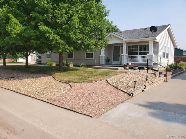 704 E Fourth Avenue, Wiggins, CO 80654 (MLS #7919800) :: Bliss Realty Group