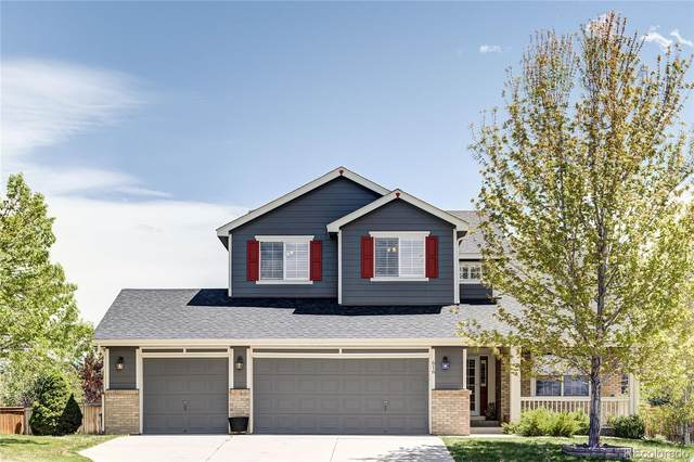 616 Blue Heron Way, Highlands Ranch, CO 80129 (#7919807) :: Bring Home Denver with Keller Williams Downtown Realty LLC