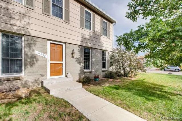 14895 E Caspian Place, Aurora, CO 80014 (MLS #7919966) :: 8z Real Estate