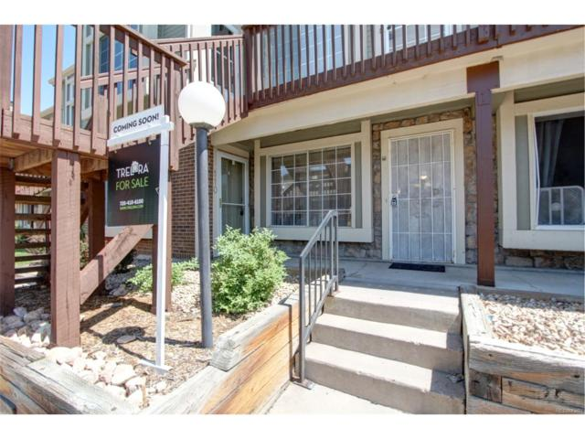 1885 S Quebec Way A111, Denver, CO 80231 (#7920083) :: The City and Mountains Group