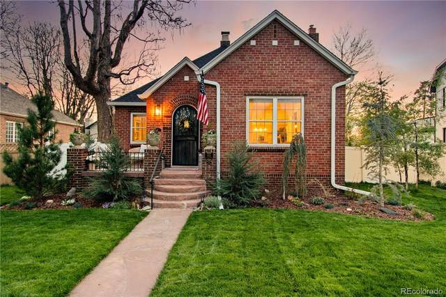 885 S Columbine Street, Denver, CO 80209 (#7920096) :: The DeGrood Team