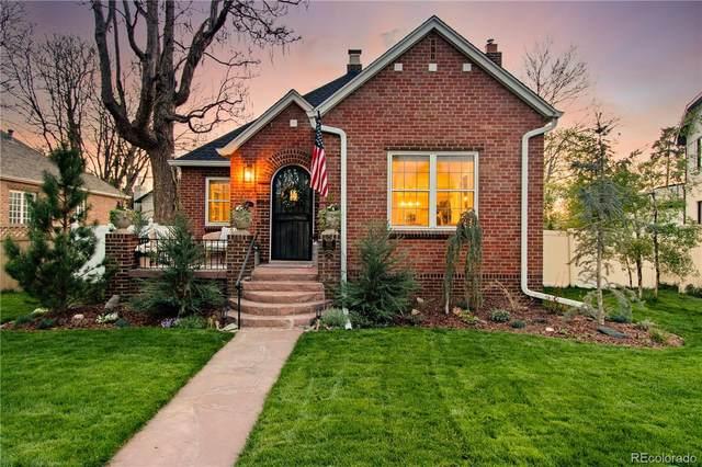 885 S Columbine Street, Denver, CO 80209 (#7920096) :: Portenga Properties