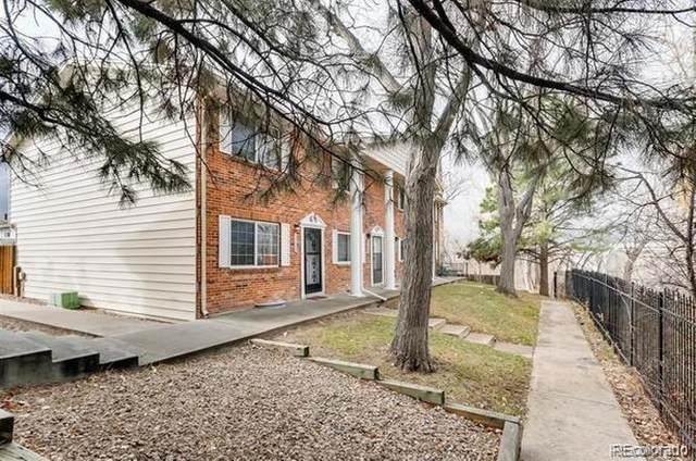 13969 E Utah Circle, Aurora, CO 80012 (#7920246) :: Colorado Home Finder Realty