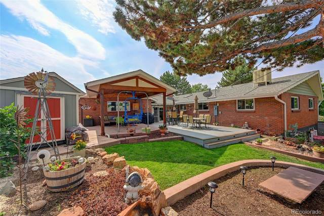 10305 W 18th Place, Lakewood, CO 80215 (#7920492) :: iHomes Colorado