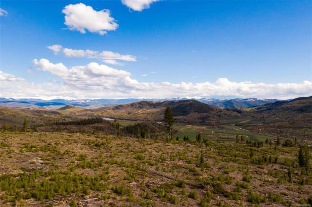 Lot 17 Grand County Road 4081, Granby, CO 80446 (#7920533) :: The Gilbert Group