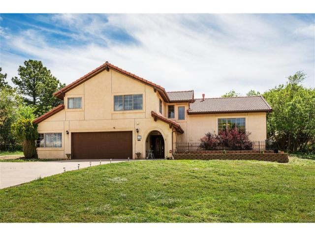 5315 Sapphire Drive, Colorado Springs, CO 80918 (MLS #7921330) :: 8z Real Estate