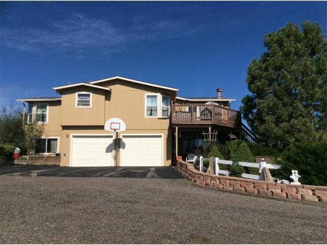 2088 Woodpecker Lane, Elizabeth, CO 80107 (MLS #7921494) :: 8z Real Estate