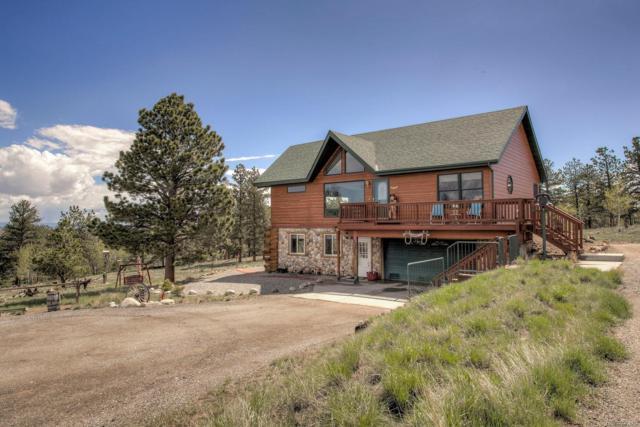574 Wagon Wheel Road, Hartsel, CO 80449 (MLS #7921763) :: 8z Real Estate