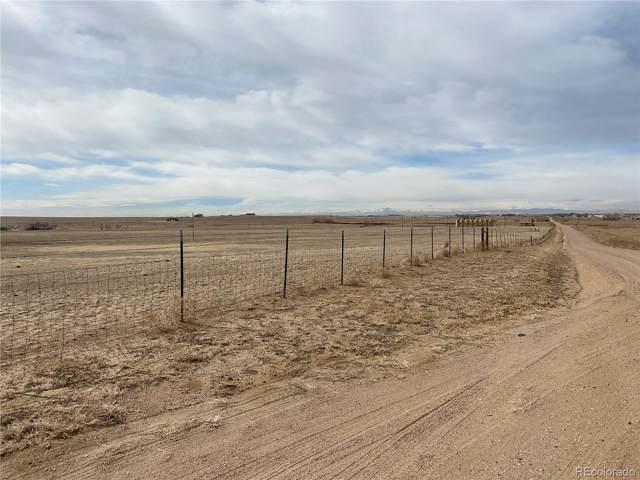 County Road 78, Galeton, CO 80622 (MLS #7921776) :: 8z Real Estate