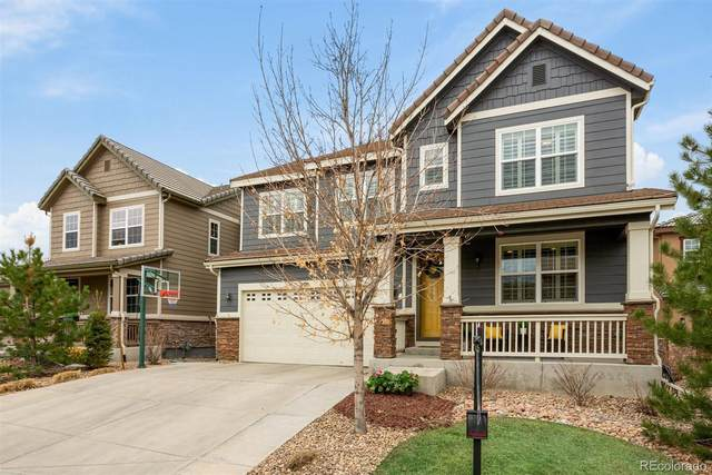 690 Tiger Lily Way, Highlands Ranch, CO 80126 (MLS #7921960) :: Wheelhouse Realty