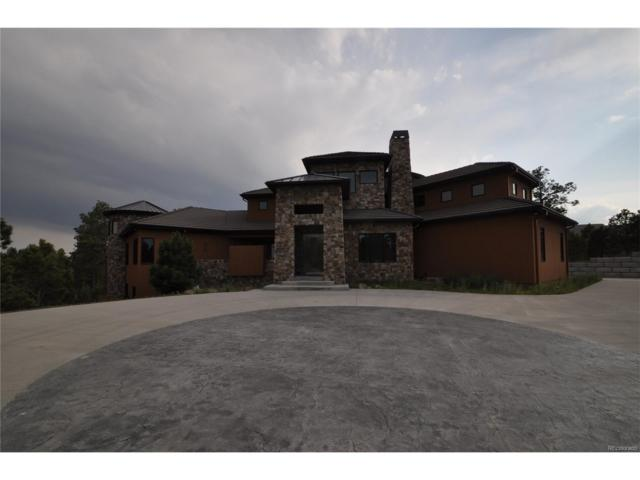 14350 Millhaven Place, Colorado Springs, CO 80908 (#7922152) :: Wisdom Real Estate