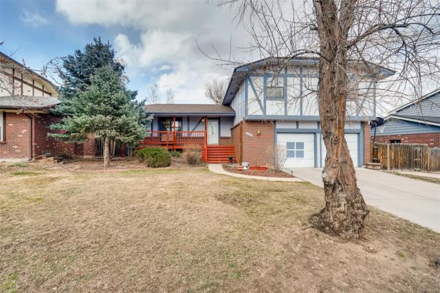 10581 W 101st Place, Westminster, CO 80021 (MLS #7922465) :: Kittle Real Estate