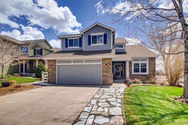 20556 E Caley Drive, Centennial, CO 80016 (#7922796) :: HomeSmart