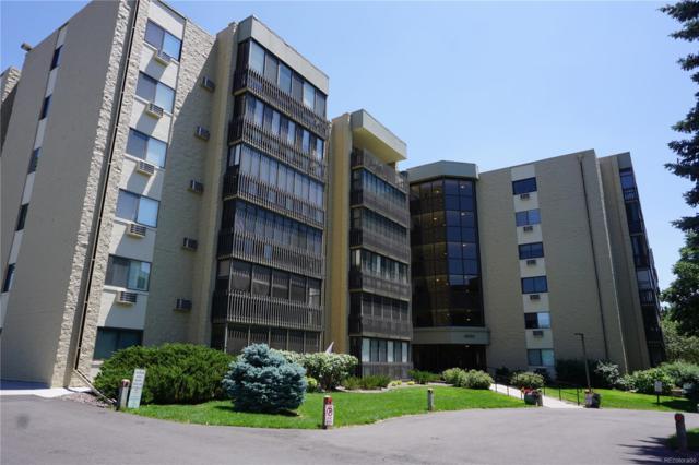14050 E Linvale Place #102, Aurora, CO 80014 (#7922832) :: My Home Team