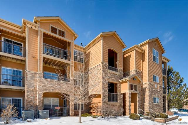 17520 Nature Walk Trail #305, Parker, CO 80134 (#7924444) :: The Harling Team @ Homesmart Realty Group