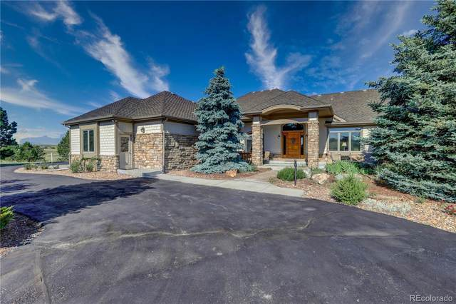 1500 Carriage Hill Court, Franktown, CO 80116 (MLS #7924969) :: 8z Real Estate