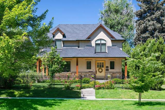 2127 S Clayton Street, Denver, CO 80210 (MLS #7924981) :: Clare Day with Keller Williams Advantage Realty LLC