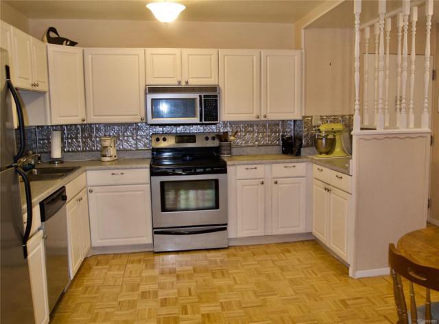 595 S Alton Way 2B, Denver, CO 80247 (#7925004) :: 5281 Exclusive Homes Realty
