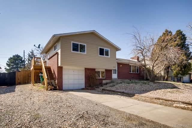 14613 E 13th Circle, Aurora, CO 80011 (MLS #7925177) :: 8z Real Estate