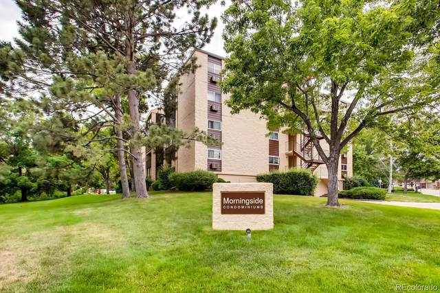 7040 E Girard Avenue #407, Denver, CO 80224 (#7925409) :: The Dixon Group