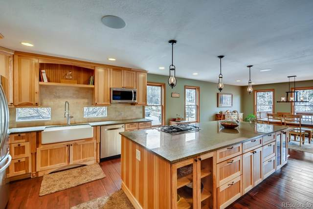 29215 S Sunset Trail, Conifer, CO 80433 (MLS #7925592) :: 8z Real Estate