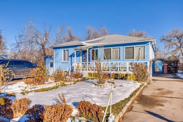 470 Winona Court, Denver, CO 80204 (MLS #7925699) :: 8z Real Estate