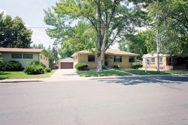 4757 S Clarkson Street, Englewood, CO 80113 (#7925750) :: The HomeSmiths Team - Keller Williams