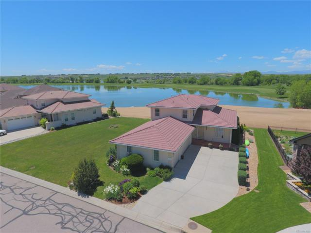 418 Crystal Beach Drive, Windsor, CO 80550 (#7925776) :: The HomeSmiths Team - Keller Williams
