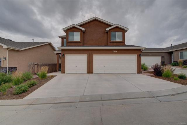 7614 Teocalli Point, Peyton, CO 80831 (#7926221) :: The City and Mountains Group