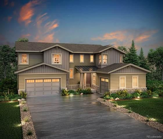 6679 Kenzie Circle, Castle Pines, CO 80108 (#7926437) :: iHomes Colorado