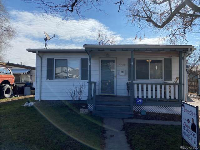 4822 S Grant Street, Englewood, CO 80113 (#7926545) :: My Home Team