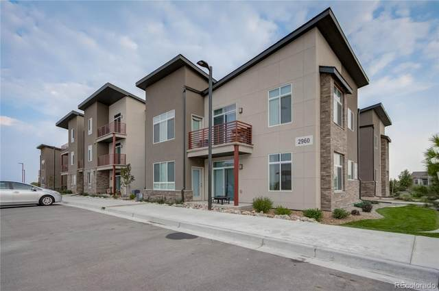 2960 Kincaid Drive #302, Loveland, CO 80538 (#7926641) :: The DeGrood Team