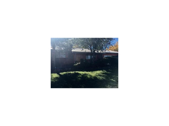 440 Marigold Drive, Denver, CO 80221 (#7926688) :: The Dixon Group