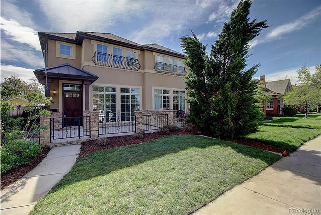 442 S Washington Street, Denver, CO 80209 (#7926739) :: The DeGrood Team