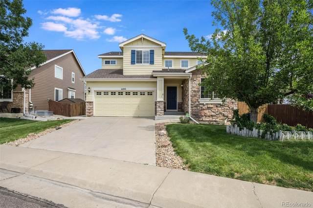 6293 E 116th Avenue, Thornton, CO 80233 (MLS #7926872) :: 8z Real Estate