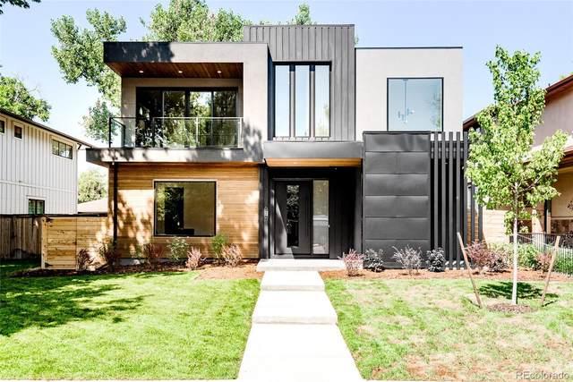 1617 S Monroe Street, Denver, CO 80210 (MLS #7927019) :: Clare Day with Keller Williams Advantage Realty LLC