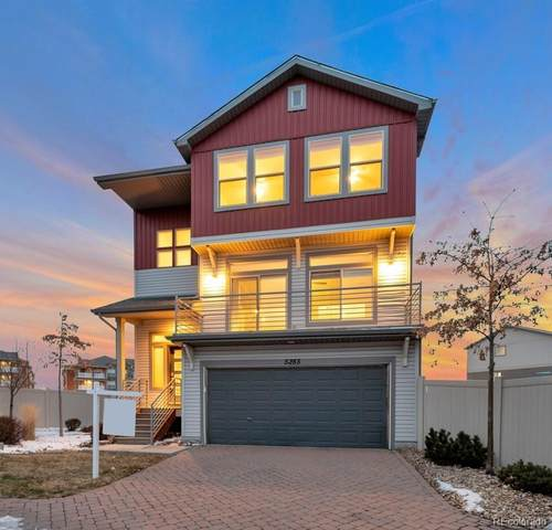 5285 Andes Street, Denver, CO 80249 (#7927166) :: The Colorado Foothills Team | Berkshire Hathaway Elevated Living Real Estate