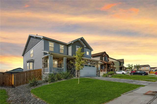 13715 Ulster Street, Thornton, CO 80602 (MLS #7927545) :: 8z Real Estate